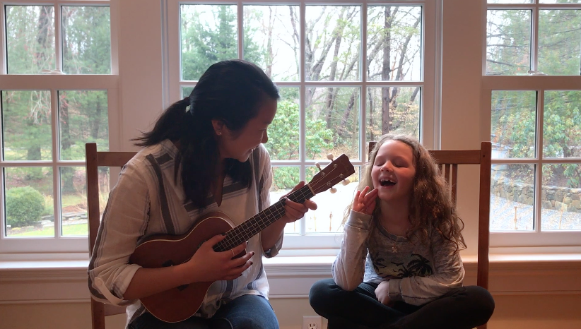 Ukulele Fun with Emily DiBitetto