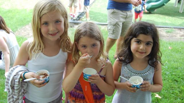 Friends Ice Cream Social
