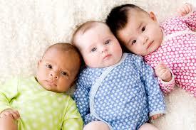 babies diversity