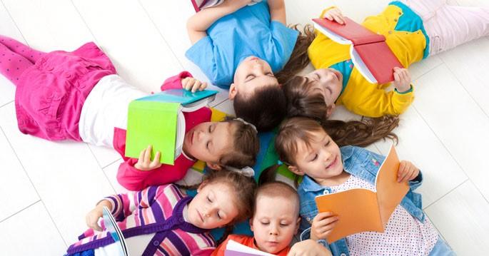 3rd Grade Girls Book Group