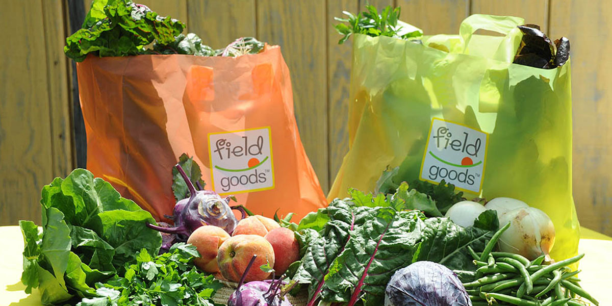field goods bags