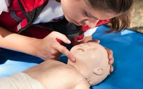 pediatric first aid