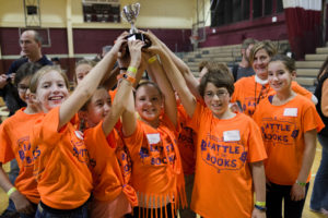 Battle of the Books Kick-off Party