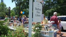 June Sidewalk Book Sale